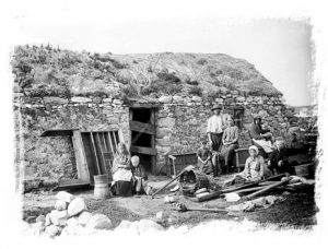 THE DERRYVEAGH EVICTIONS